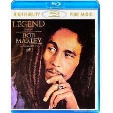 Bob Marley & The Wailers - Legend (30th Anniversary Deluxe Edition, 1984) Reggae 2014 (BD-AUDIO)