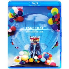 (3D) Take That - The Circus Live