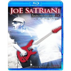 (3D) Joe Satriani: Satchurated - Live in Montreal
