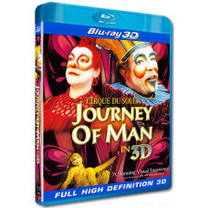 (3D) Cirque du Soleil: Journey of Man