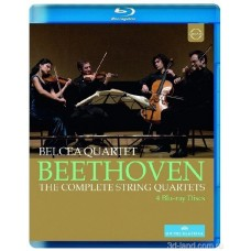 Belcea Quartet: Beethoven - The Complete String Quartets (2020) ( 4 диска)