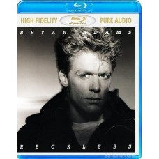 Bryan Adams: Reckless (1984) [30th Anniversary Deluxe Edition] (BD-AUDIO)