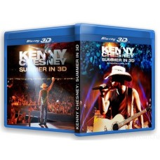 (3D) Kenny Chesney Summer in 3D