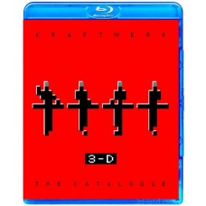 (3D) Kraftwerk: 3-D The Catalogue