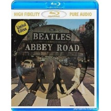The Beatles - Abbey Road 50th Anniversary (Super Deluxe Edition) (BD-AUDIO)