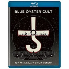 Blue Oyster Cult: 45th Anniversary - Live In London (2017/2020)