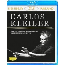 Carlos Kleiber - Complete Orchestral Recordings On Deutsche Grammophon (1974-1980) Classical 2014 (BD-AUDIO)