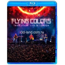 Flying Colors: Third Stage - Live in London (2020)