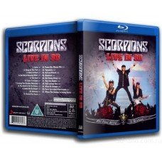 (3D) Scorpions: Live In 3D - Get Your Sting & Blackout